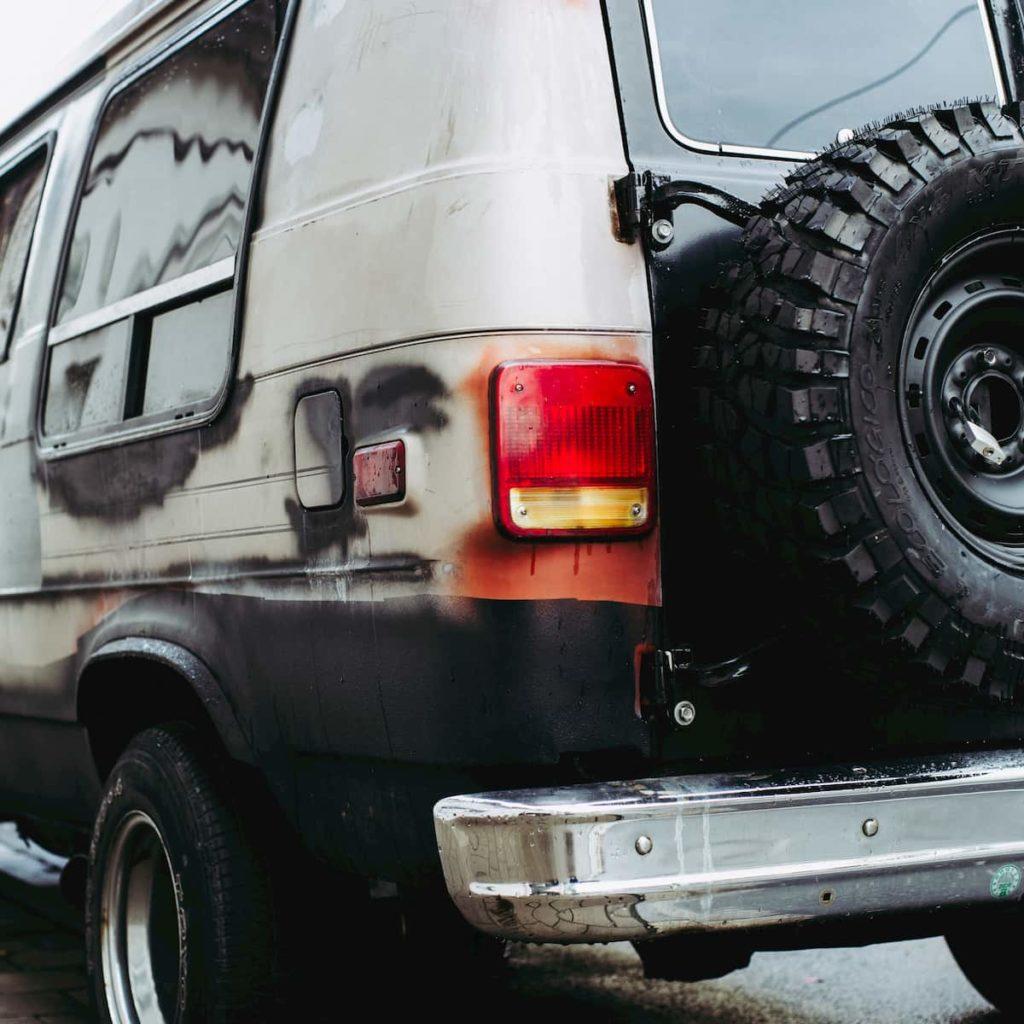 Different factors impact the spare tire's distance