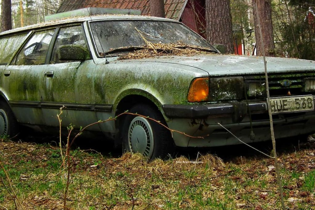Do not wait for your junk car to deteriorate