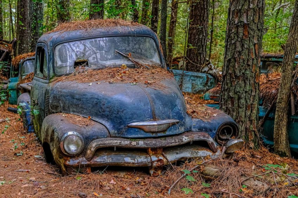 Junk cars sold in any condition