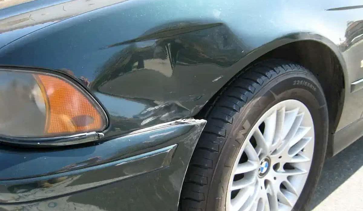 car scratch repair cost estimate