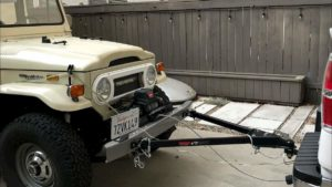 harbor freight tow bar
