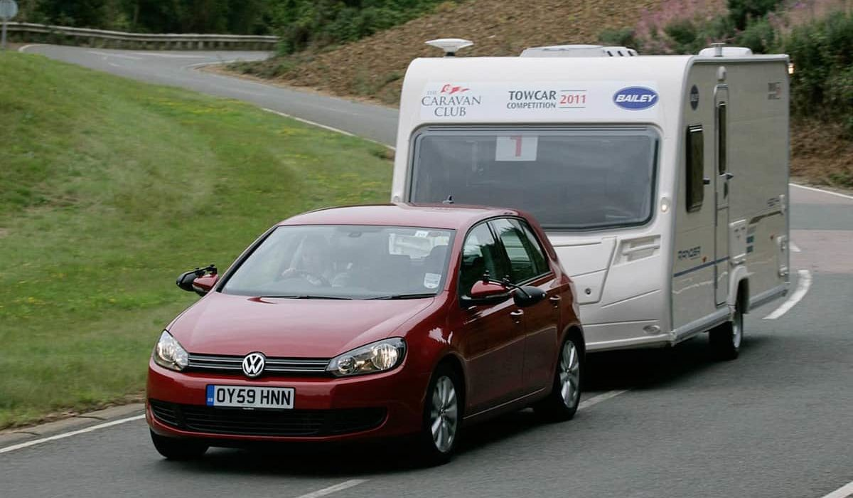 small cars that can tow
