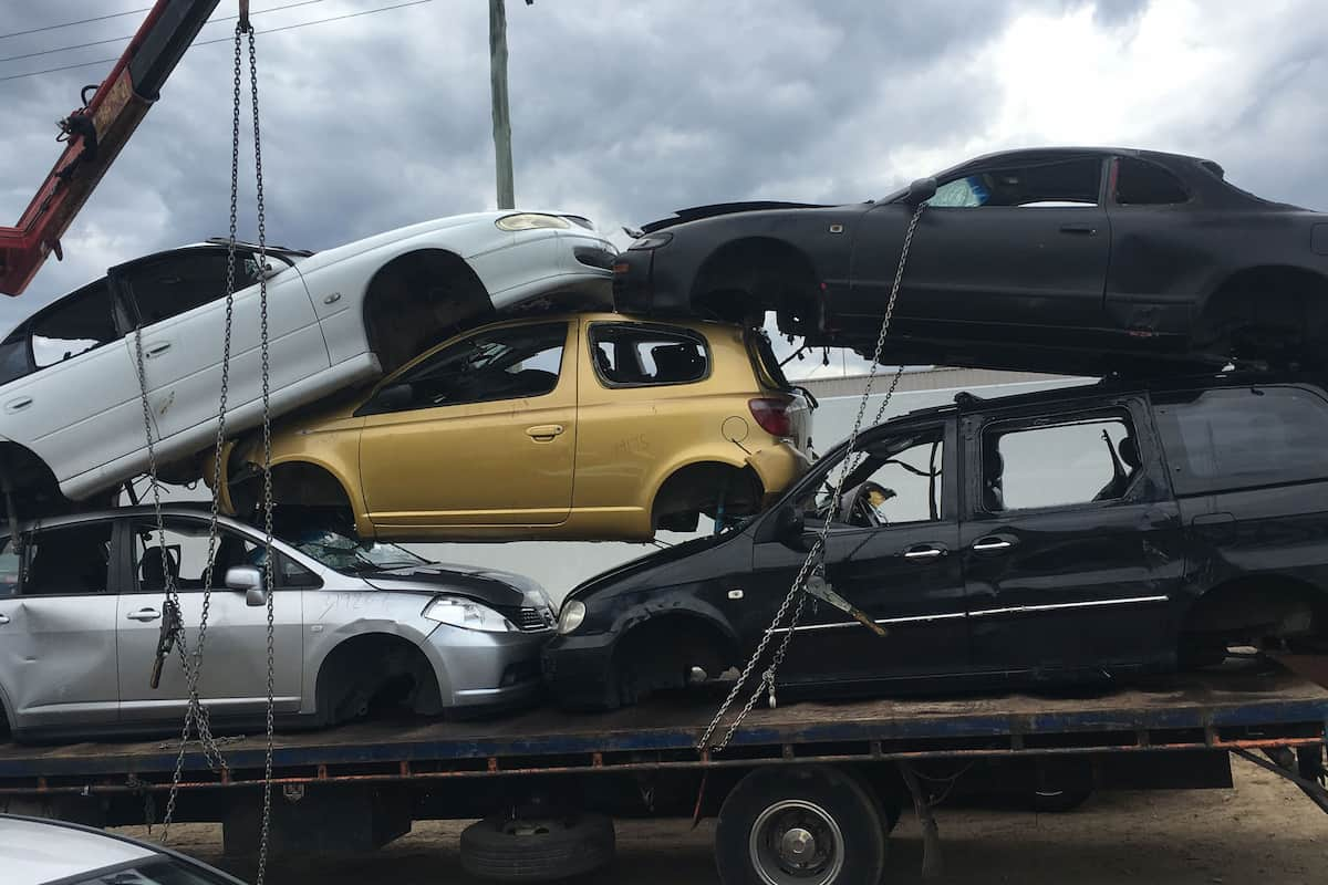 Experienced junk car buyers