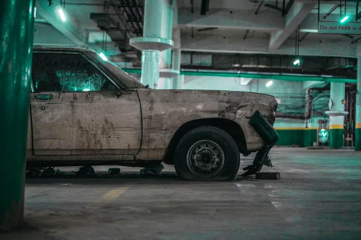 Junk Car Buying Process