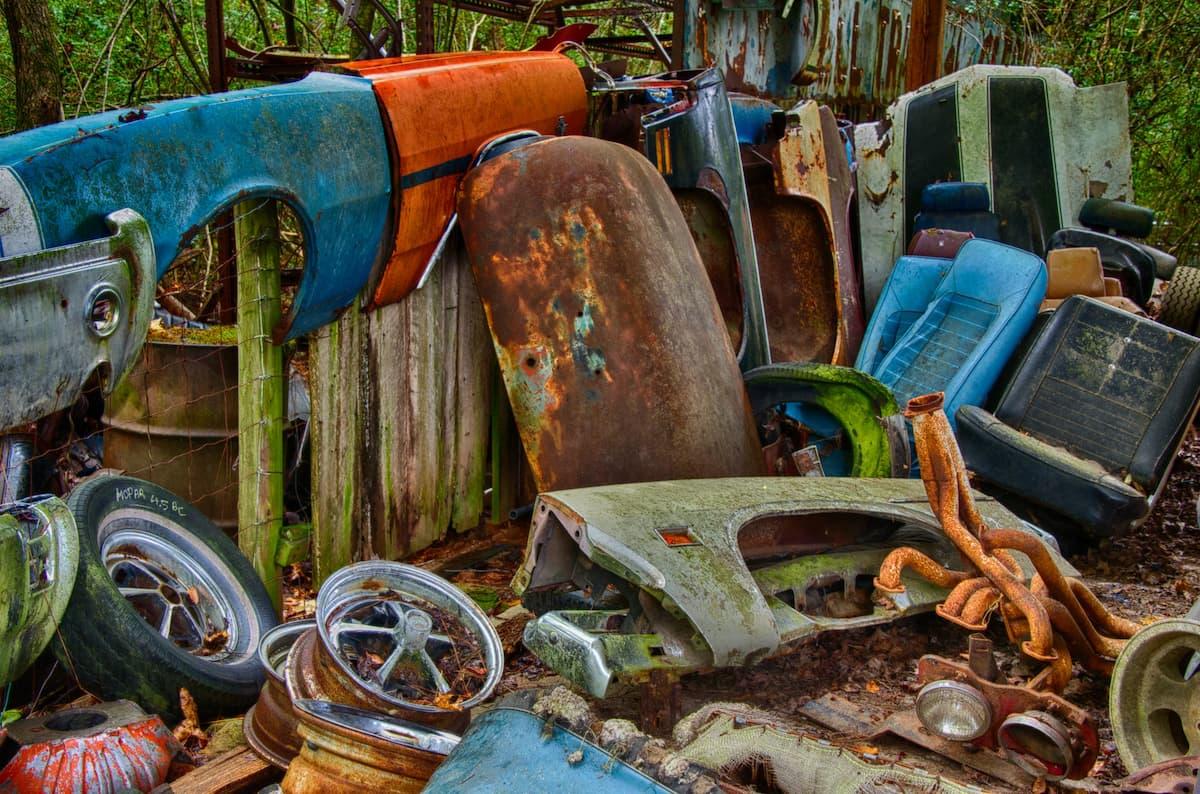 Market rates for scrap metals