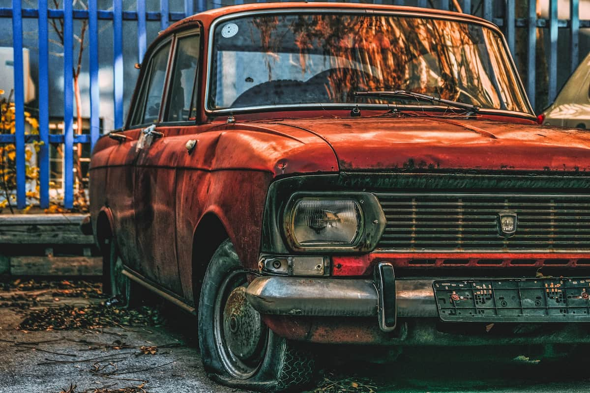 Reasons to sell a junk car
