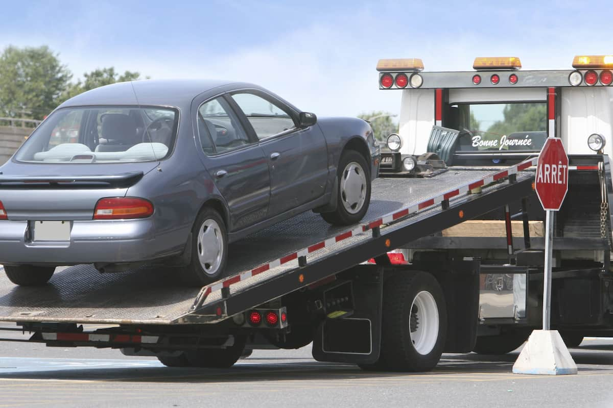 What to do if your vehicle is impounded