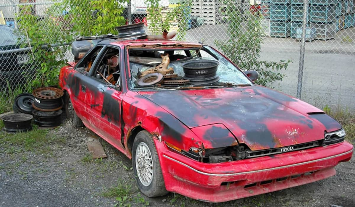 Junk Car