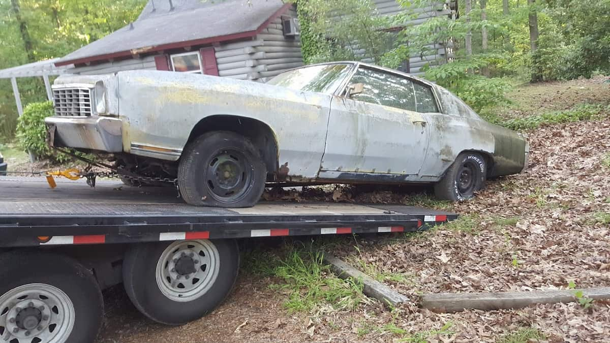 cash for junk cars without title near me